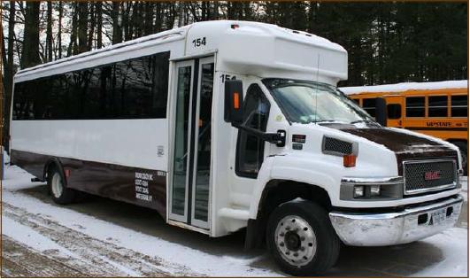 Bus 154 Gmc Glaval