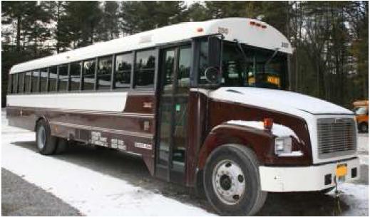 Bus 350 Freightliner Thomas Activity Bus
