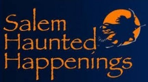 Image result for haunted happening logo